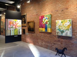 work at christopher hill gallery healdsburg