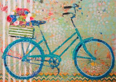 Garden Bike 36x48