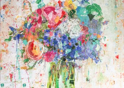 Low Country Bouquet 36x36