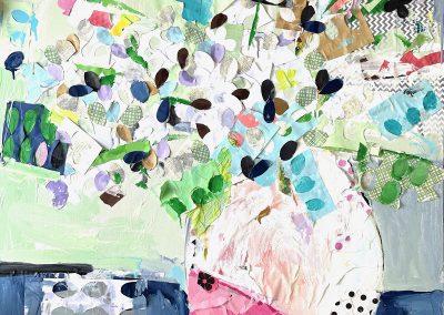 Matisses Tables 40x40  - $5200 - Canvas