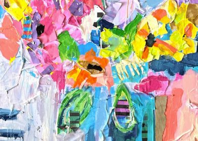 Sunflower Daydream 36x24 -$3300