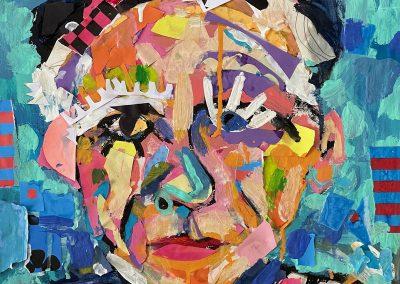 Picasso 16x16  - $1400
