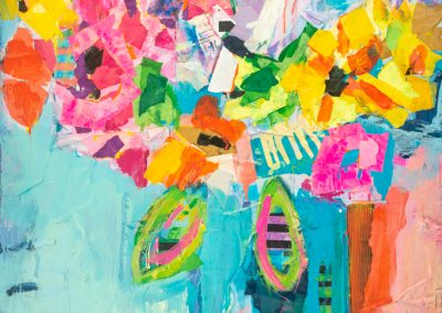 Wildflowers 36x24